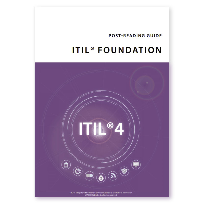 ITIL-Post course-Reading